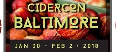 CIDERCON January 30-February 2, 2018 in Baltimore