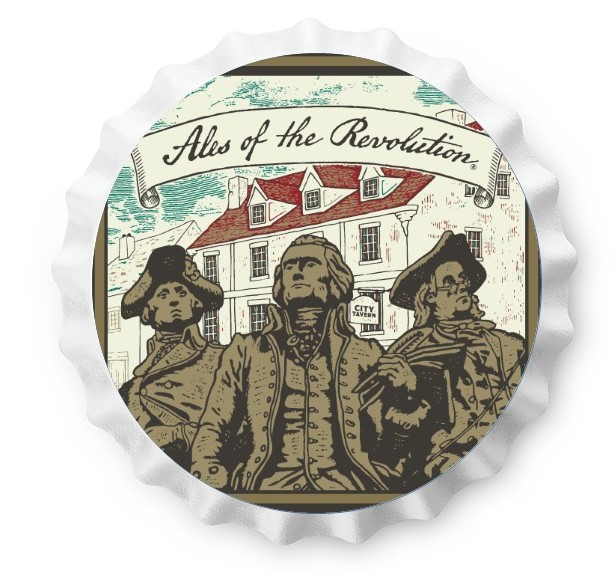YARDS BREWERY  ALES OF THE REVOLUTION