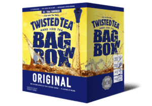 TWISTED TEA BAG-N-BOX