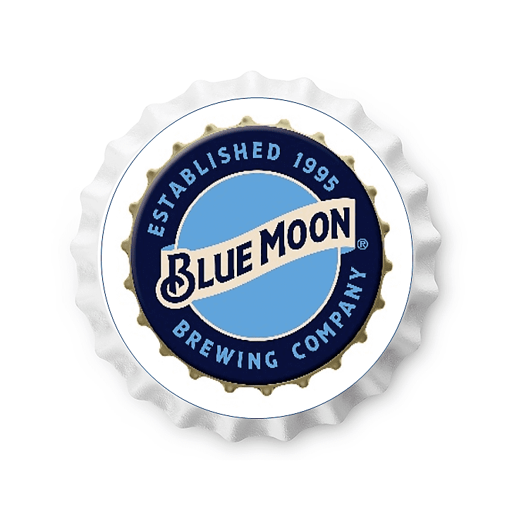 BLUE MOON SEASONAL BREWS