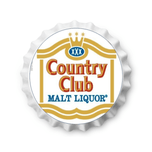COUNTRY CLUB MALT LIQUOR
