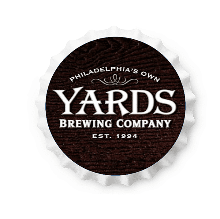 YARDS BREWERY  SIGNATURE ALES