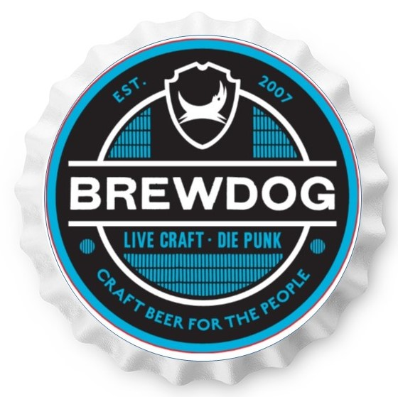 BREWDOG HEADLINERS YEAR ROUND