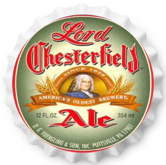 YUENGLING LORD CHESTERFIELD
