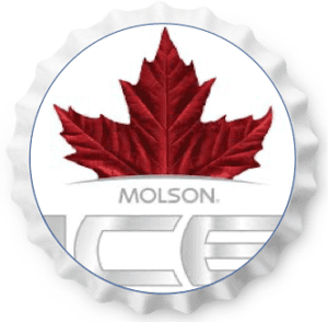 MOLSON ICE