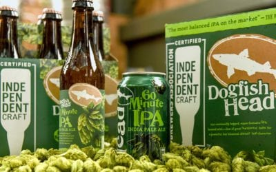 WELCOME DOGFISH HEAD BREWERY TO BOND DISTRIBUTING CO.